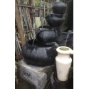Fontaine indonésienne Artisanale Cascade