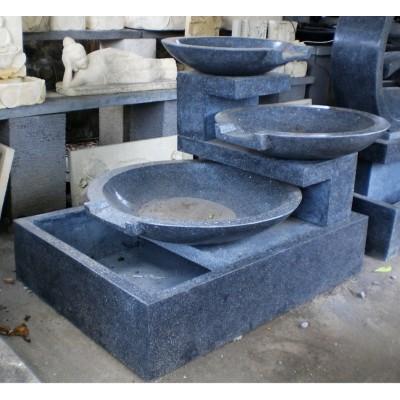 Fontaine indonésienne Artisanale Cascade en Coupole