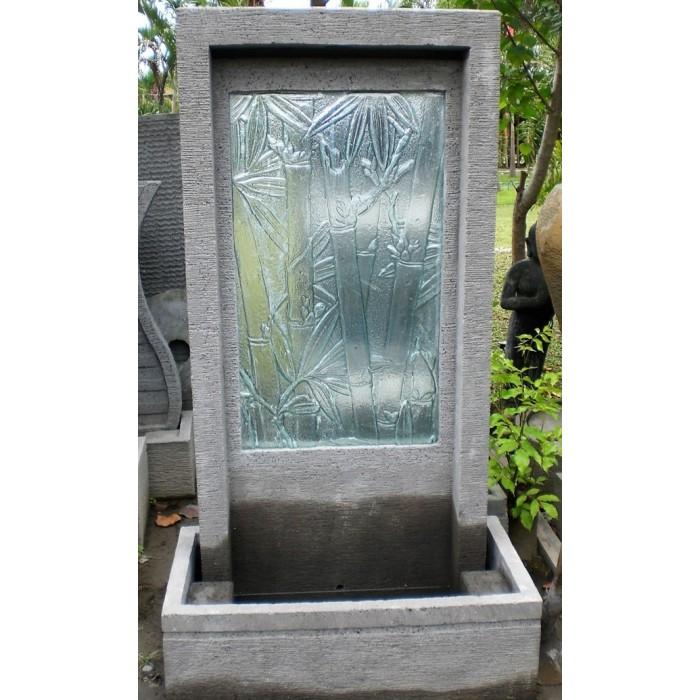 Fontaine indonésienne Artisanale Vitra