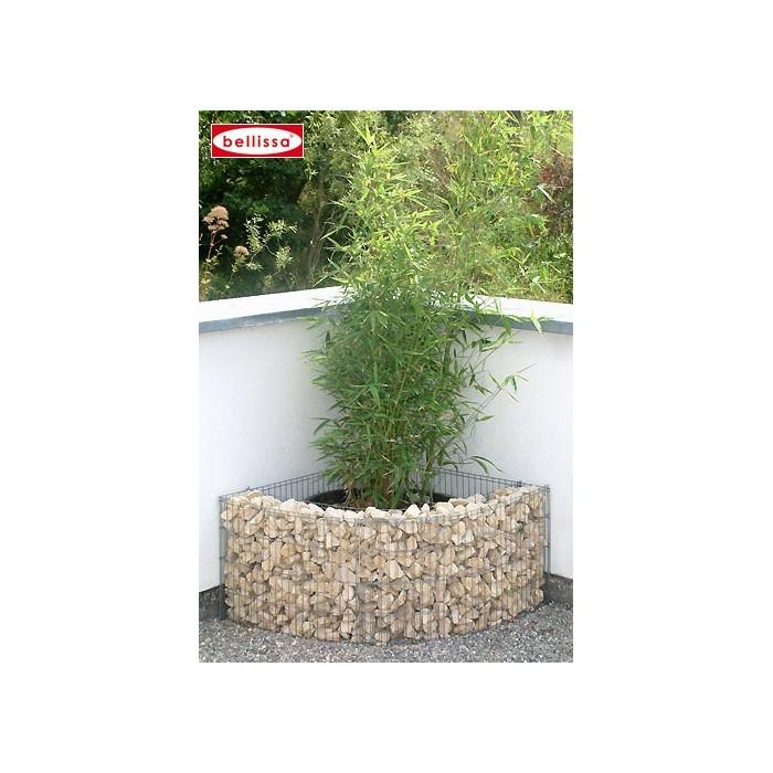 Kit gabion mur gabion et parterre massif en gabion for Mur vegetal exterieur en kit