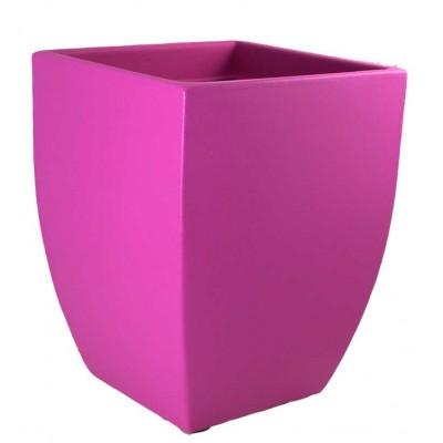 Pot de fleurs coloré Quadro 28 L - 55 L - 97 L