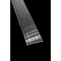 5 Bordures Aluminium droite