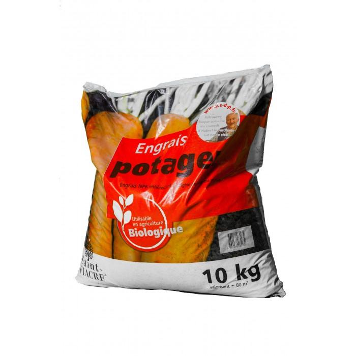 Engrais Potager -  Sac de 10kg