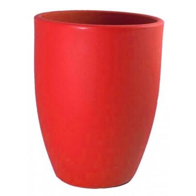 Pot de fleurs coloré Rondo H40 - 22 L ou 43 L