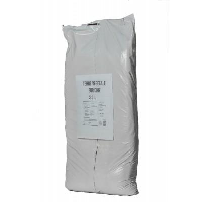 Terre Vegetale Enrichie - Sac de 40L - Palette de 42 sacs