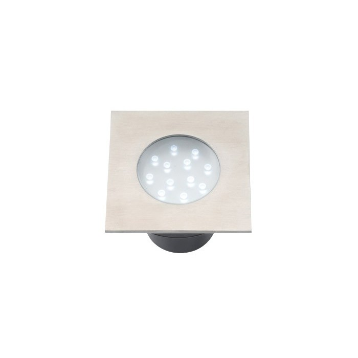 Spot lumineux en inox HYBRA 12 volts