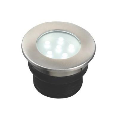 Spot lumineux en inox BREVUS 12 volts