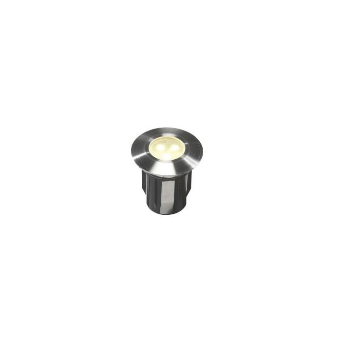 Spot lumineux en inox ALPHA 12 volts
