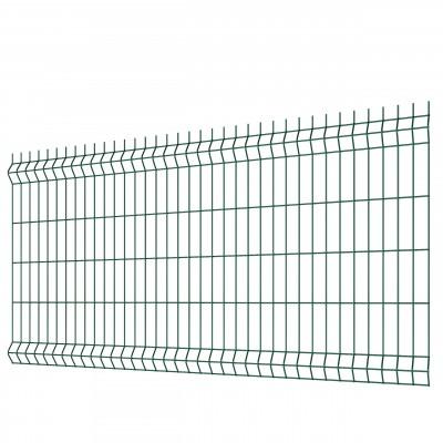 Panneau clôture et grillage Hercules Plus - Hauteur de 83 à 203cm - Lot de 5