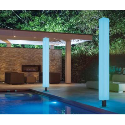 Luminaire design d'intérieur et d'extérieur Lunocs Cube