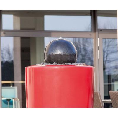 Bac fontaine avec éclairage pour Pot Rovio 3